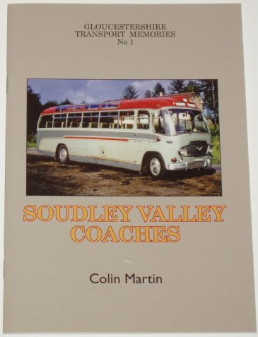 Soudley Valley Coaches, by Colin Martin
